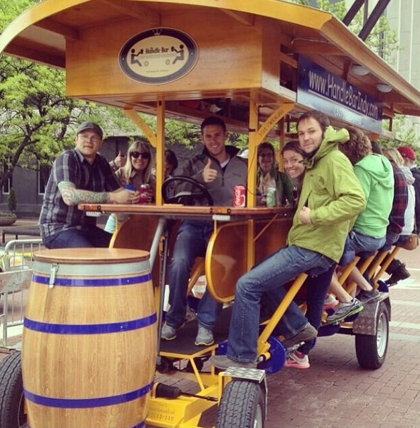 Bicycle Beer Tour Indianapolis
